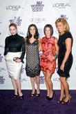 Christina Hendricks, Hoda Kotb, Lisa Ling and Seinfeld