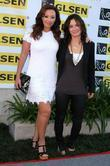 Leah Remini and Sara Gilbert Women Who GLSEN...