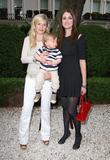 Alison Balsom, her son Charlie and Agatha Relota...