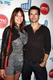 Jackson Hurst and Stacy Stas