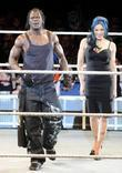 R Truth WWE RAW Wrestling Superstars at The...