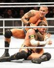 Randy Orton and CM Punk WWE RAW Wrestling...
