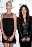 Charlize Theron and Elizabeth Reaser