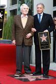 Kirk Douglas, Star On The Hollywood Walk Of Fame and Walk Of Fame