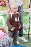 Two-year-old Zuma Rossdale