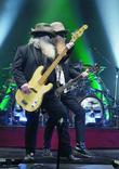 Billy Gibbons, Dusty Hill and ZZ Top
