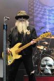Dusty Hill and ZZ Top