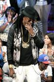 2 Chainz appearing on BET's '106 and Park'....