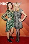 Katharine McPhee and Megan Hilty