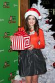Lucy Hale and Rockefeller Center