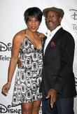 Dawnn Lewis and Courtney B Vance
