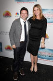 Mark Victor and Jenna Bush Hager