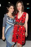 Marisa Tomei and Liz Goldwyn