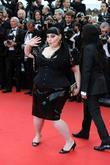 Beth Ditto arrives for the screening of 'De...