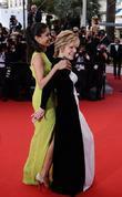 Freida Pinto, Jane Fonda and Cannes Film Festival