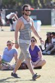 Penn Badgley  Celebrities at the 2012 Coachella...