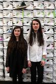 Madeline Follin and Brian Oblivion of Cults...