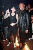Machine Gun Kelly and Xzibit who makes a...