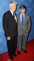 David Lynch and George Stephanopoulos
