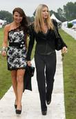 Lizzie Cundy and Duke Of Essex Polo Trophy