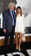 Avi Lerner and Sandra Vidal  at the...