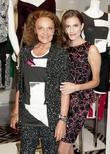 Allison Williams, Diane Von Furstenberg Fashion's Night Out...