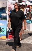 Archie Archambo celebrities attend the Fiesta Hermosa Carnival....