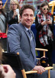 Gerard Butler, Good Morning America and Playing For Keeps