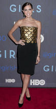 Allison Williams HBO Hosts The Premiere Of