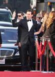Jon Hamm and Beverly Hilton Hotel