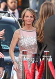 Helen Hunt and Beverly Hilton Hotel