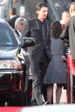 Adam Driver and Beverly Hilton Hotel