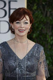 Frances Fisher and Beverly Hilton Hotel