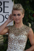 Julianne Hough and Beverly Hilton Hotel
