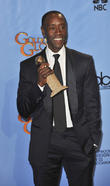 Don Cheadle and Beverly Hilton Hotel