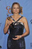 Jodie Foster and Beverly Hilton Hotel