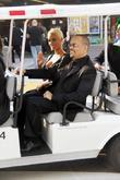 Coco Austin, Ice-t and Grammy