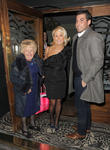 Nanny Pat, Carole Wright, James Argent and Groucho Club