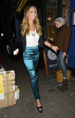 Christmas Party, Groucho Club, Lauren Pope