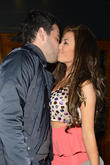 Christmas Party, Groucho Club, Jessica Wright, Ricky Rayment