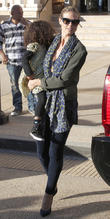 Heidi Klum and Barneys New York