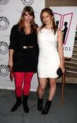 Amber Benson and Magda Apanowicz  attend the...