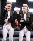 John Grimes, Edward Grimes, Jedward, Gangnam Style and Much Music's