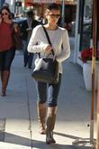 Jessica Alba and Beverly Hills