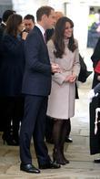 Prince William, Duke, Cambridge, Catherine, Duchess, Peterborough City Hospital. It