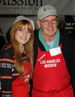 Bella Thorne and Harrison Ford