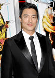 Daniel Henney and Grauman's Chinese Theatre