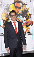 Johnny Knoxville and Grauman's Chinese Theatre