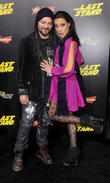 Missy Rothstein, Bam Margera and Grauman's Chinese Theatre