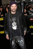 Bam Margera and Grauman's Chinese Theatre